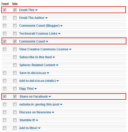 Регистрация в сервисе FeedBurner