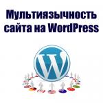Мультиязычность сайта на WordPress. Плагин Polylang