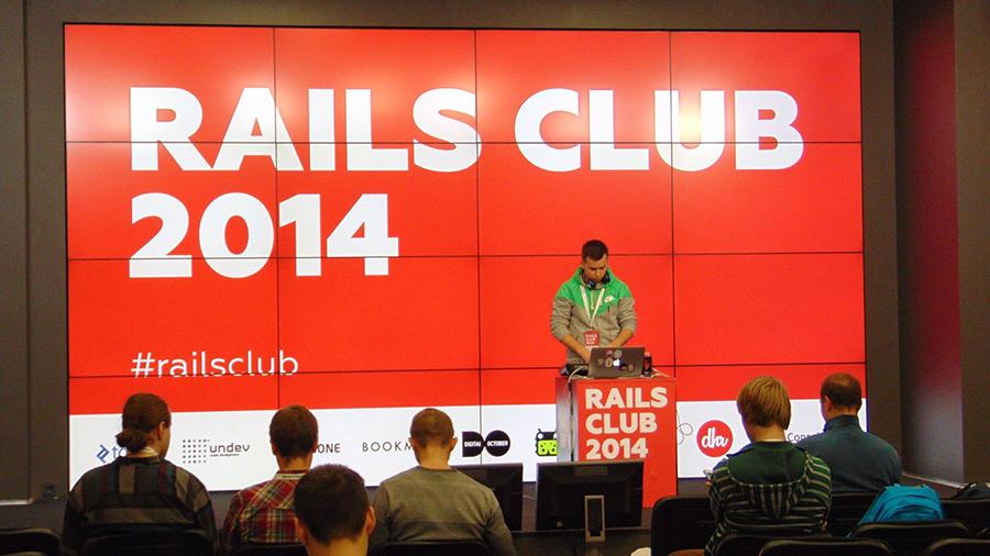Побывал на RubyConf 2014